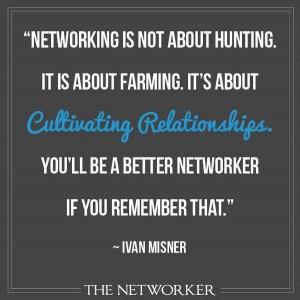 Farming not Hunting